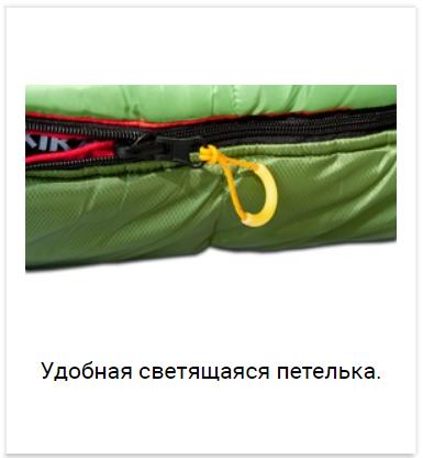 Alexika Forester спальный мешок туристический - 9