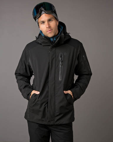 8848 Altitude Castor Jacket мужская горнолыжная куртка black