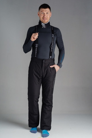 Nordski Mount теплый лыжный костюм мужской