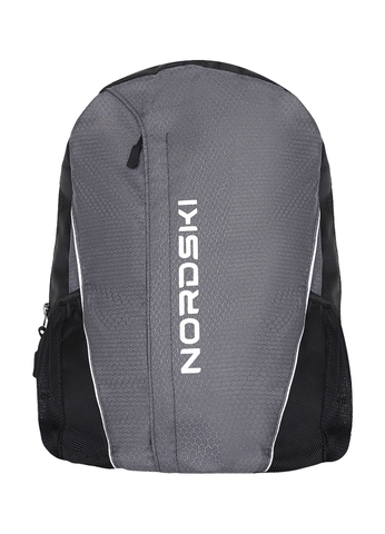Nordski City рюкзак black-grey
