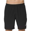 Asics Silver 7in 2-in-1 Short шорты для бега мужские черные - 1