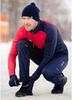 Nordski Premium лыжный костюм мужской blueberry-red - 2