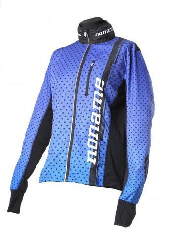 Noname Running Jacket Plus Clubline беговая куртка унисекс синяя