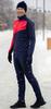 Nordski Premium лыжный костюм мужской blueberry-red - 1