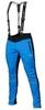 Vicory Code Dynamic лыжные брюки-самосбросы с лямками blue - 1