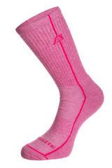 Alpine Pro Banff 2 высокие термоноски pink
