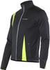Nordski Active детская разминочная куртка black-lime - 1