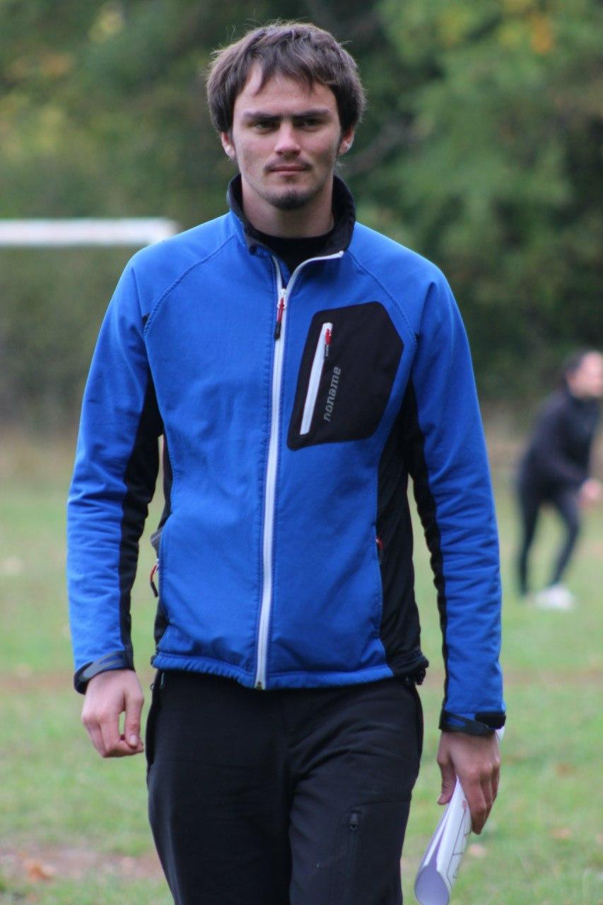 Лыжная куртка Noname Keep moving (синий) - 3