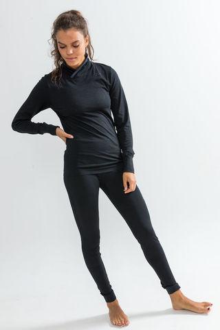 Craft Active Fuseknit Comfort комплект термобелья женский черный
