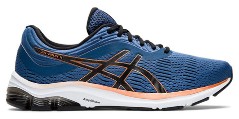 Asics Gel Pulse 11 кроссовки для бега мужские синие