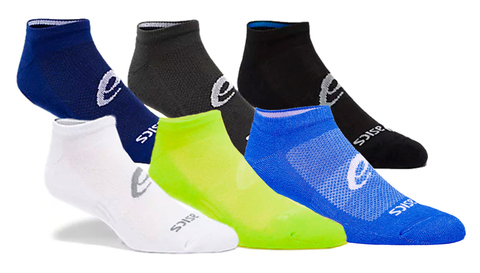 Asics 6ppk Invisible Sock комплект носков color