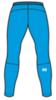 Nordski Elite RUS разминочные лыжные брюки мужские - 4