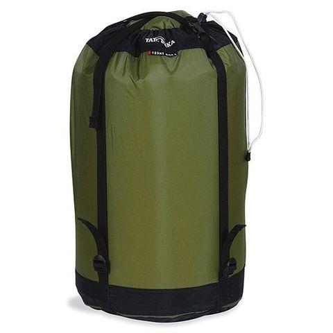 Tatonka Tight Bag L компрессионный мешок оливковый-черный