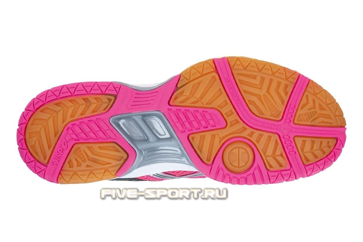 Asics Gel-Rocket 6 кроссовки волейбольные женские - 2