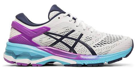 Asics Gel Kayano 26 кроссовки для бега женские белые