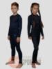 Nordski Kids-Junior Warm комплект термобелья детский night sky - 1