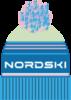 Nordski Stripe теплая шапка breeze - 1