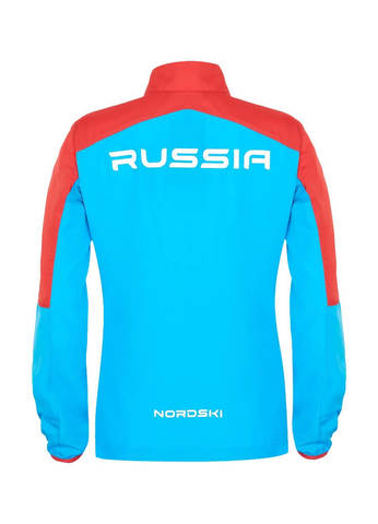 Nordski Sport Premium костюм для бега женский blue-black