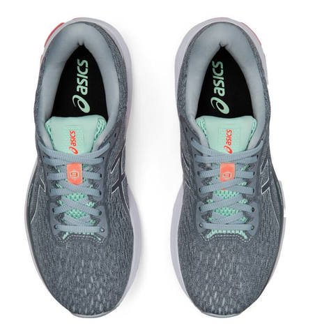 Asics Gt 1000 9 кроссовки для бега женские серые (РАСПРОДАЖА)