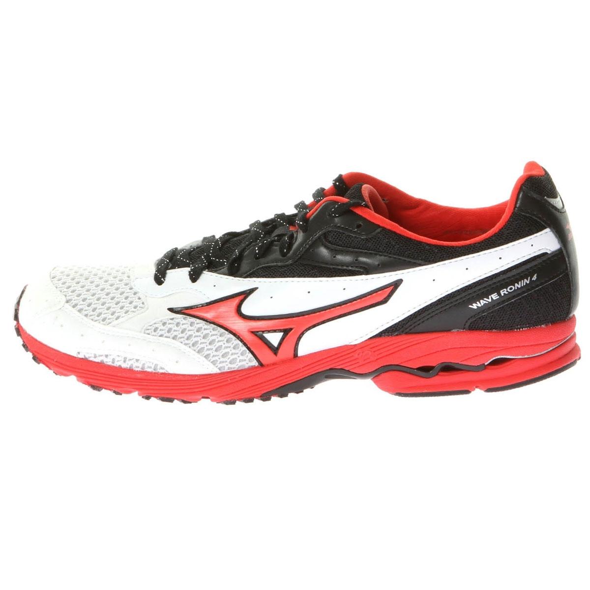 Кроссовки для бега Mizuno Wave Ronin 4 Марафонки red - 3