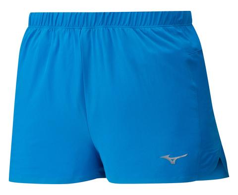 Mizuno Aero Split 1.5 Short шорты для бега мужские синие