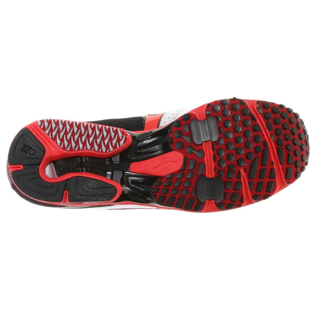 Кроссовки для бега Mizuno Wave Ronin 4 Марафонки red