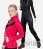 Детский разминочный костюм Nordski Jr Base Active pink - 1