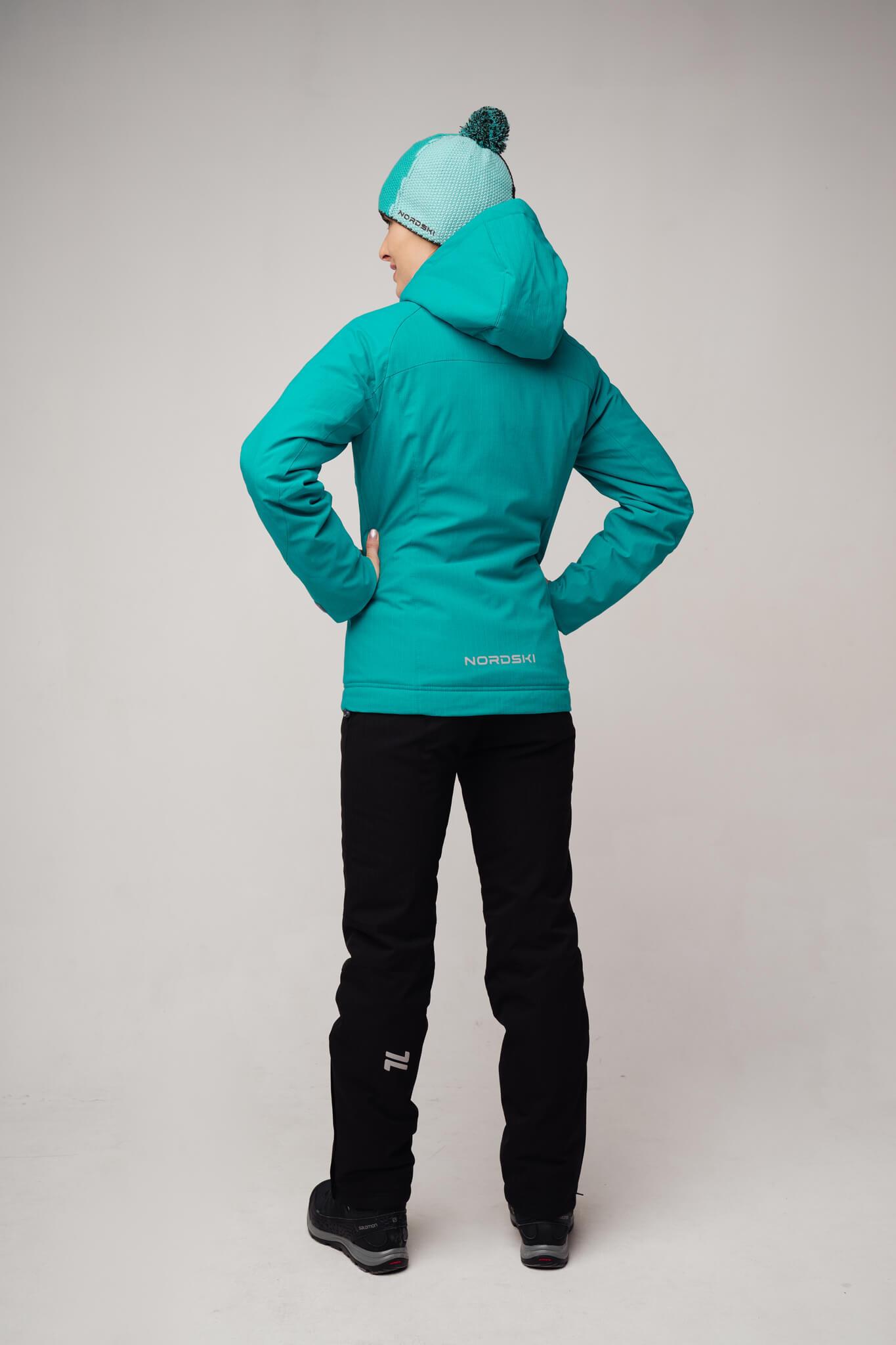 Nordski Pulse Mount теплый лыжный костюм женский - 2