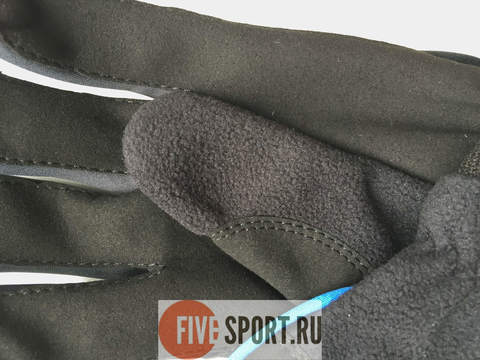 Nordski Active WS перчатки black-blue