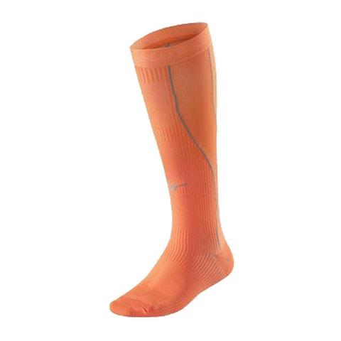 Mizuno Compression Sock компрессионные гольфы коралловые