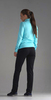 Nordski Zip Base костюм женский breeze-black - 2