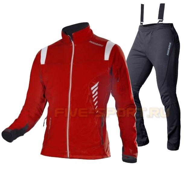 Лыжный костюм Noname Flow in Motion Красный - 2