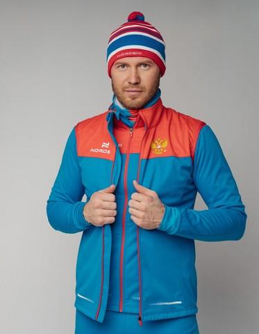 Nordski Pro Rus лыжный жилет мужской