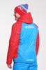 Nordski National мужская лыжная куртка blue-red - 2