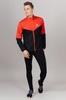 Nordski Sport Elite костюм для бега мужской red-black - 1