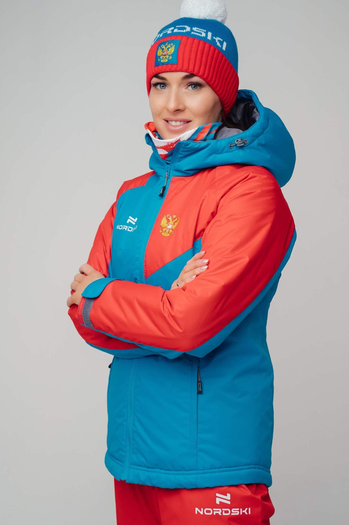 Nordski National 2.0 женская утепленная лыжная куртка