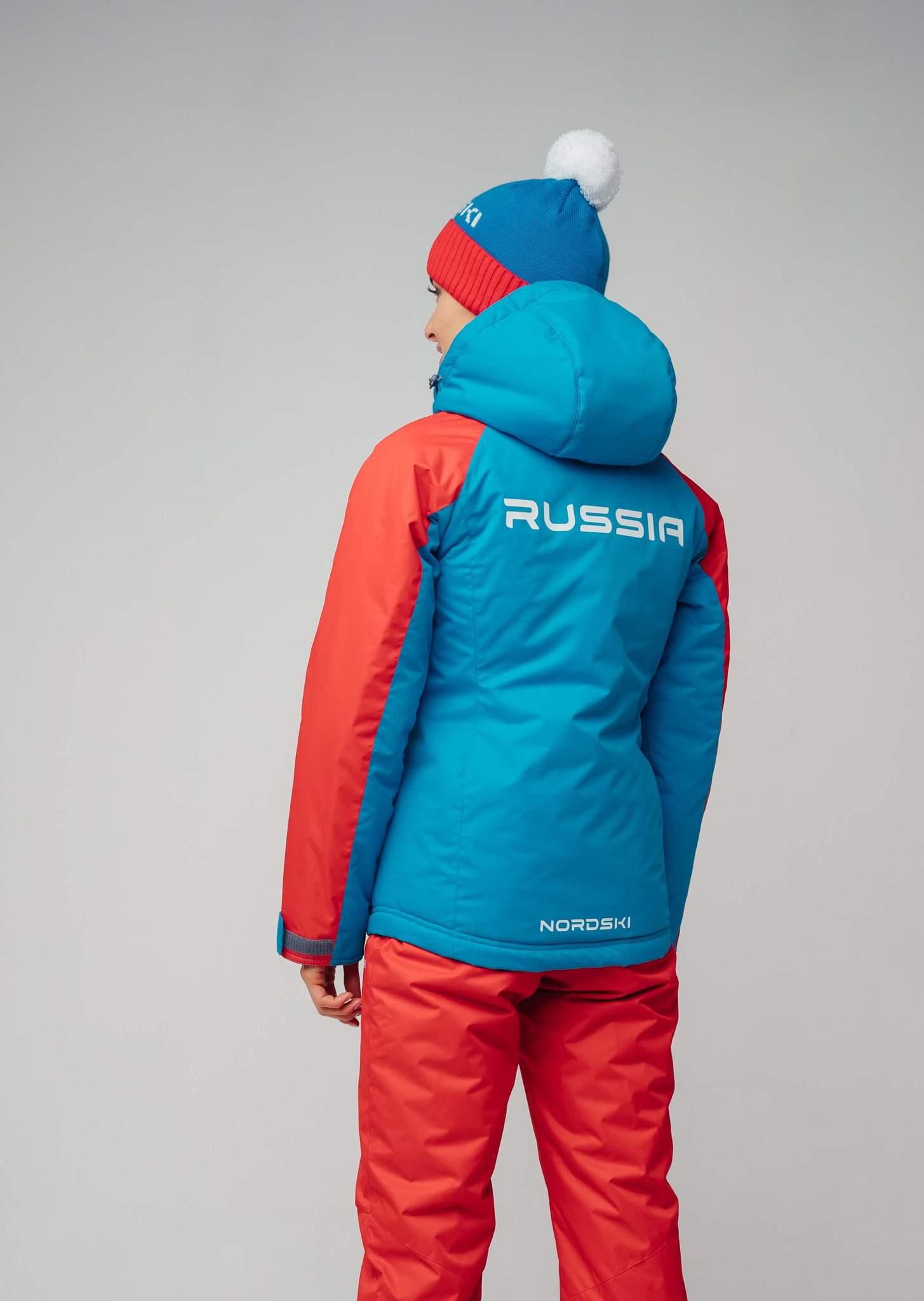 Nordski National 2.0 женская утепленная лыжная куртка - 2