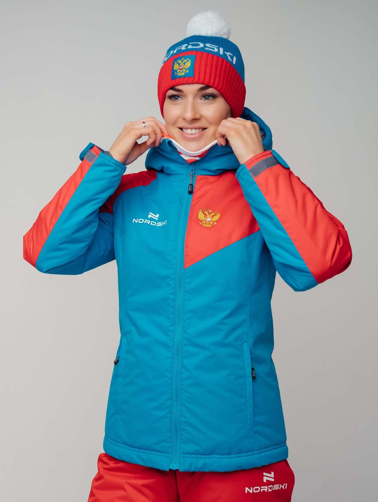 Nordski National 2.0 женская утепленная лыжная куртка - 3