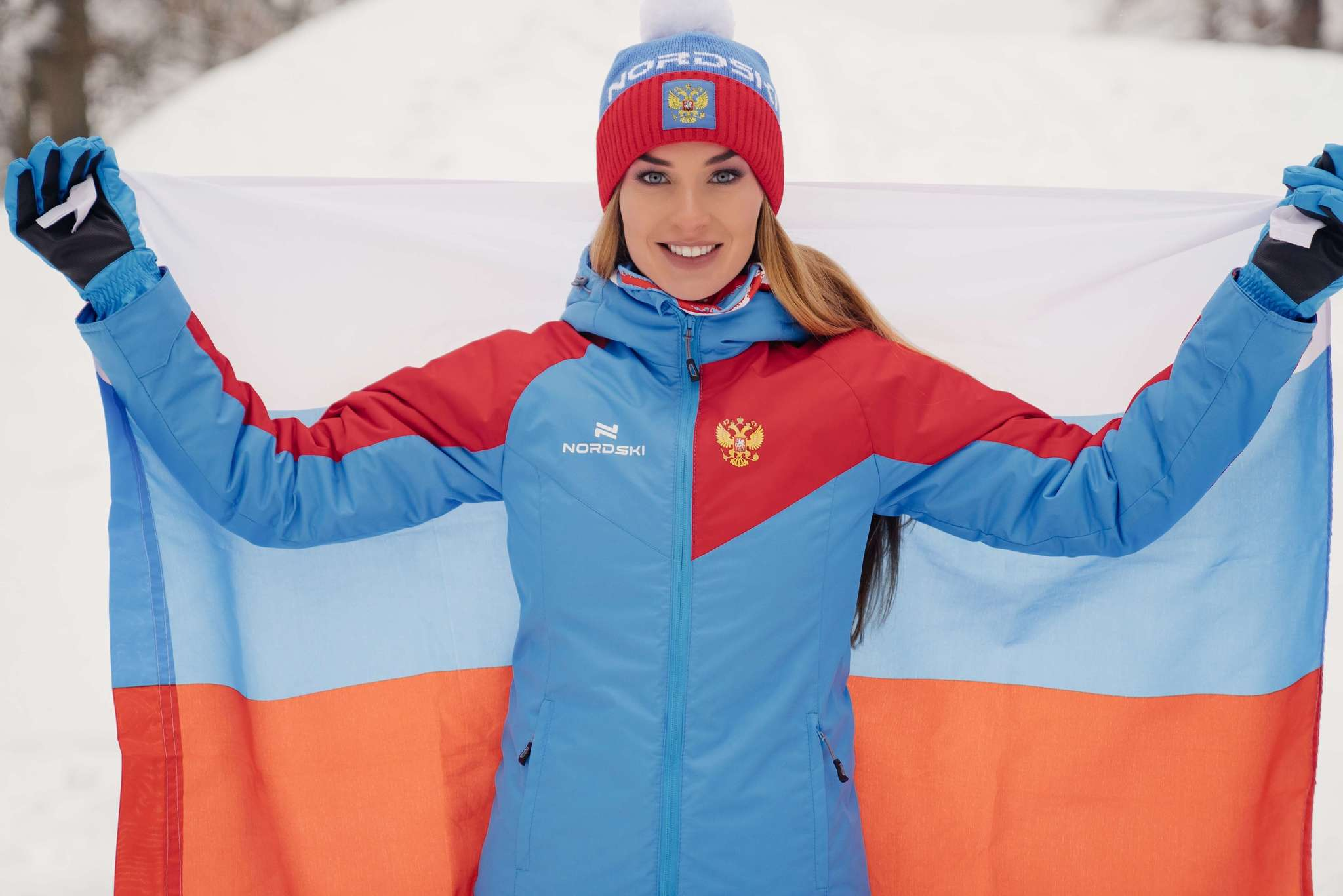 Nordski National 2.0 женская утепленная лыжная куртка - 7
