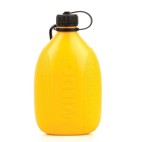 Wildo Hiker Bottle фляга lemon