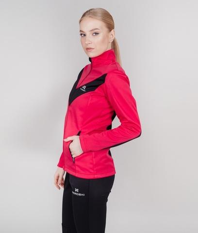 Nordski Base беговой костюм женский pink