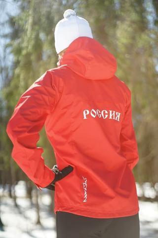 Nordski Россия ветрозащитный костюм женский