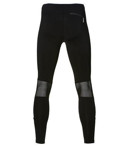Тайтсы мужские Asics Stripe черные