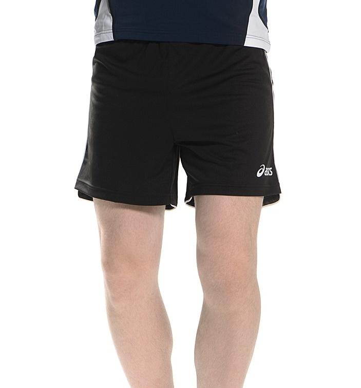 Волейбольные шорты Asics Short Zona мужские черные
