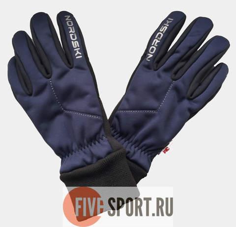 Nordski Jr Arctic перчатки детские blueberry