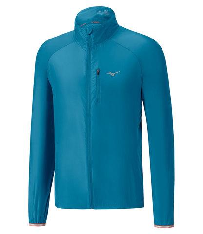 Mizuno Impulse Impermalite куртка для бега мужская синяя
