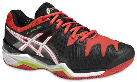 Asics GEL-RESOLUTION  6  Обувь теннисная