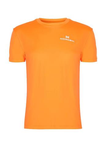 Nordski Jr Active футболка детская orange