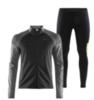 Craft Urban Run Fuseknit мужской костюм для бега черный-серый - 1