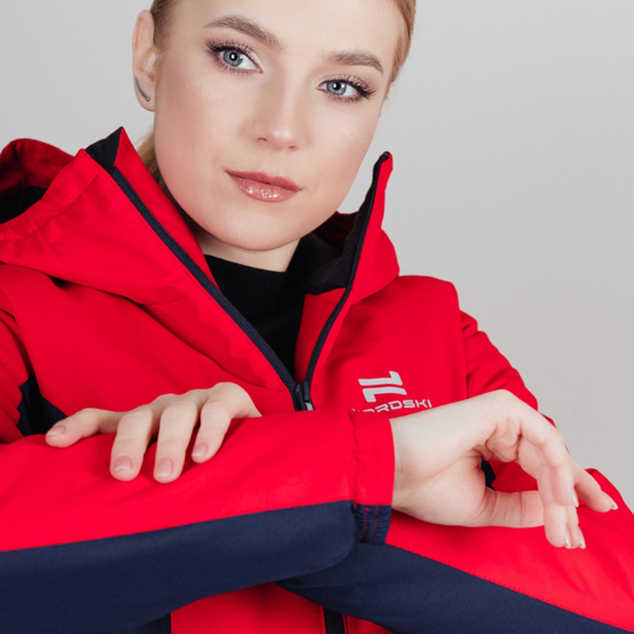 Nordski Base теплый костюм женский iris - 4
